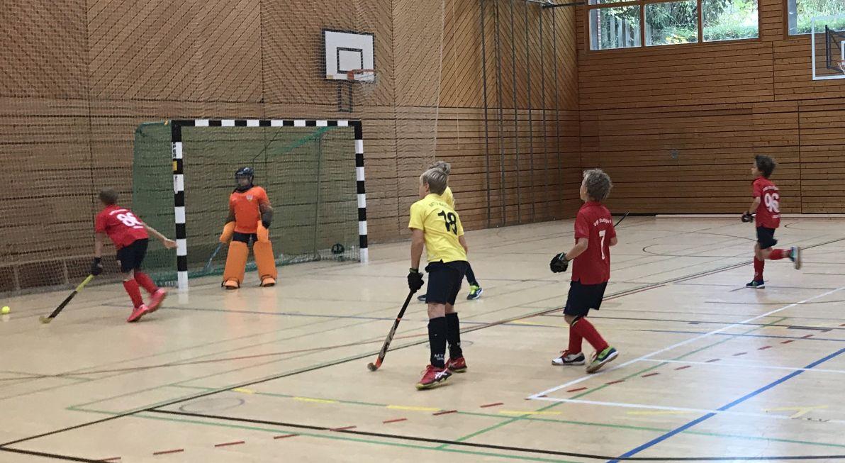 Kinder-Hallen-Cup 2018
