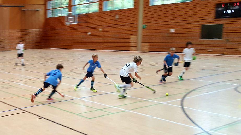 Internationales Jugend-Hallenturnier am 03.11. – 04.11 in Schweinfurt