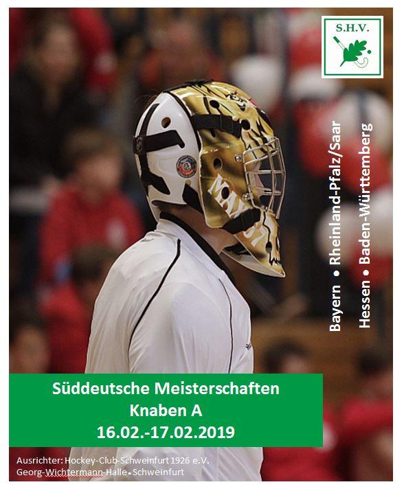 Süddeutsche Meisterschaften Knaben A – TSV Mannheim holt den Titel