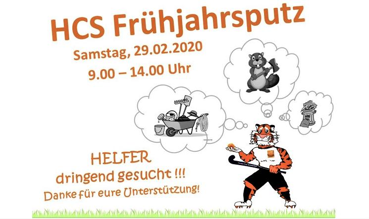 HCS Frühjahrsputz