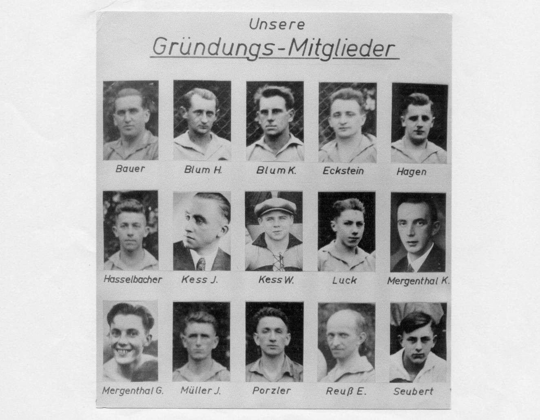 95 Jahre Hockey-Club Schweinfurt